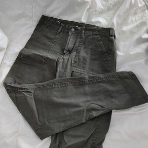 Rag supply   HIGH WAISTED cargo style pants